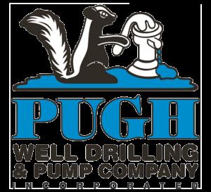 Pugh Well Drilling & Pump Company Logo